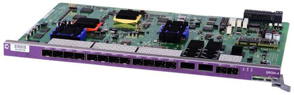 Интерфейсный модуль Calix E7-2 GPON-4