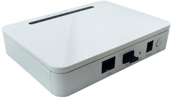 Клиентское устройство оптический сетевой клиент AK-N2000-1G ONU